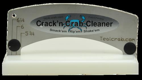 TEAL Crab Crack'n Crab Cleaner & Gauge #040