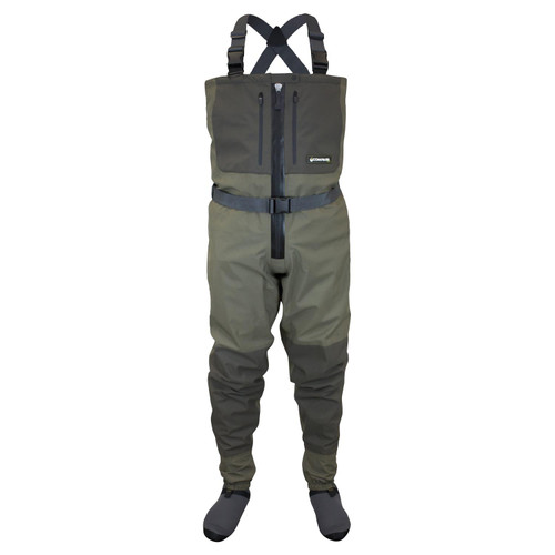 Compass 360 Deadfall Z Breathable Wader w/Zipper