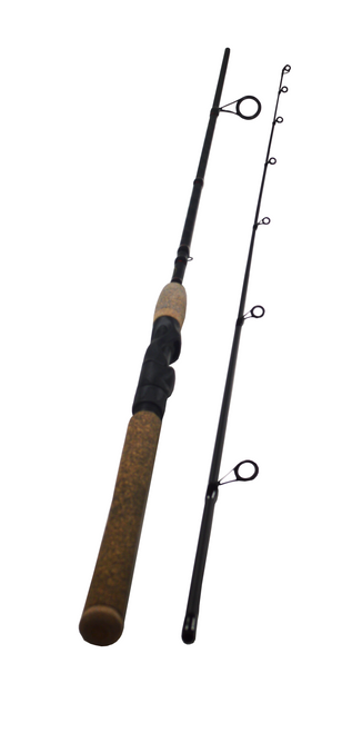 Special Makeup Berkley Lightning Spinning Kokanee Rod #LR802ULS