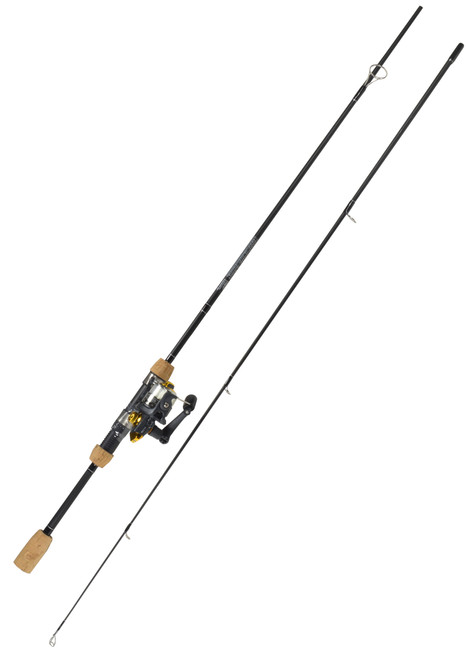 "Master Fishing Tackle Hunter 6'6"" Trout Combo #DN536WL"