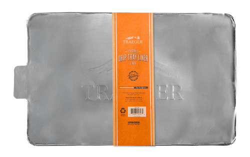 Traeger 5-Pack Drip Liners - 20 Series #BAC408