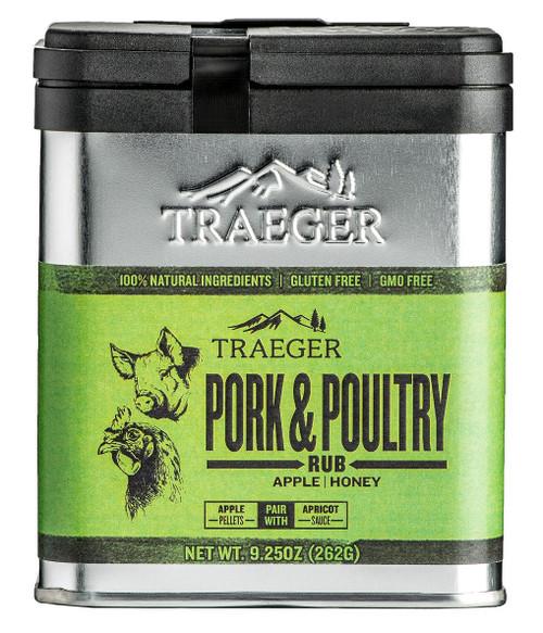 Traeger Pork & Poultry Rub #SPC171