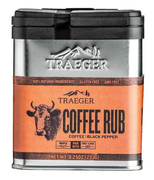 Traeger Coffee Rub #SPC172