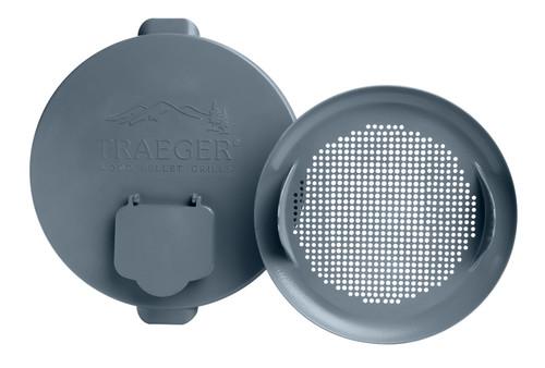 Traeger Pellet Storage Lid & Filter #BAC370
