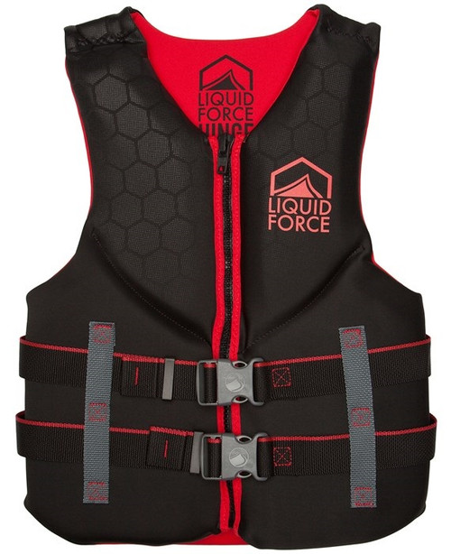 Liquid Force Men's Hinge Classic CGA Vests