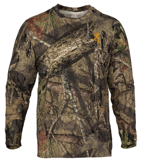 Browning Wasatch CB Long Sleeve T-Shirts