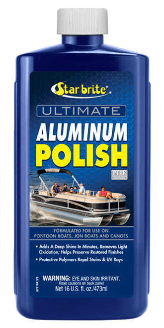 StarBrite Ultimate 16oz Aluminum Polish with PTEF #87616