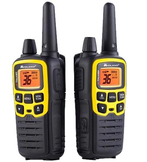 Midland X-Talker 36 Channel 32 Mile 2-Way Radio #T61VP3
