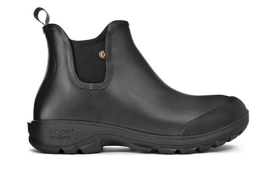 BOGS Men's Sauvie Slip-On Waterproof Boots