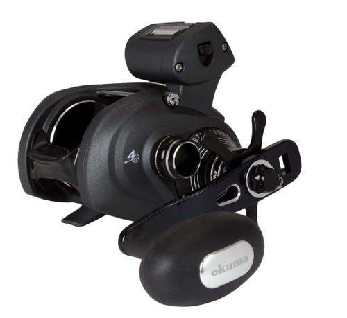 Okuma Cold Water SS SE Low Profile Line Counter Reel 354DLX #CWS-354DLX