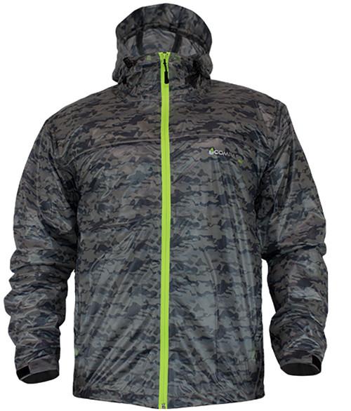 Compass 360 Men's Ultra-Pak Waterproof Breathable Rain Jackets