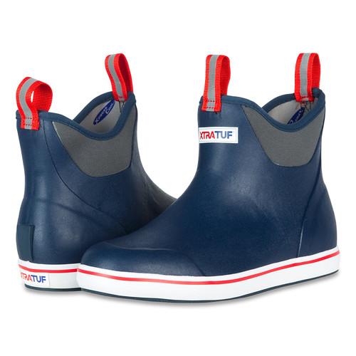 "XTRATUF Men's 6"" Ankle Deck Boots"