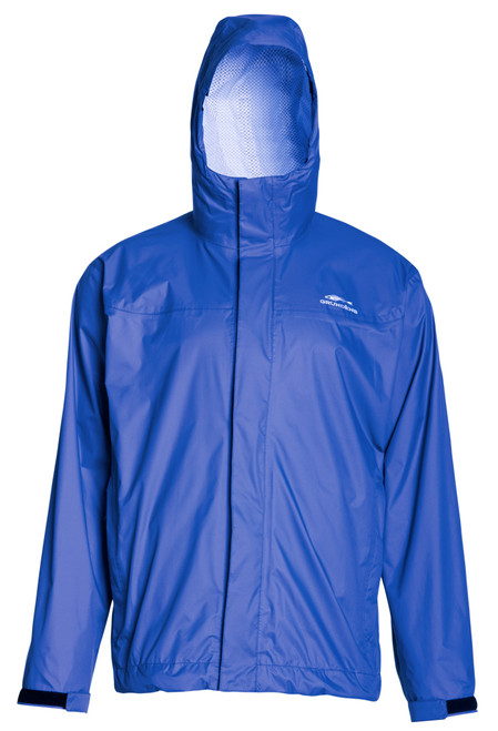 Grundens StormSeeker Jacket  BLU L #10135-443-0015
