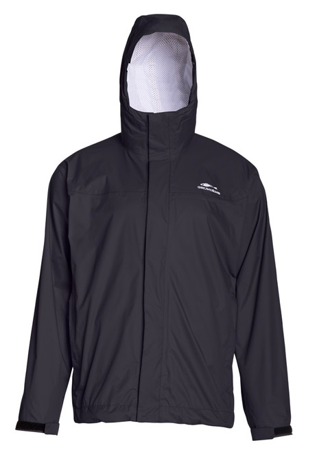 Grundens StormSeeker Jacket  BLK XL #10135-001-0016