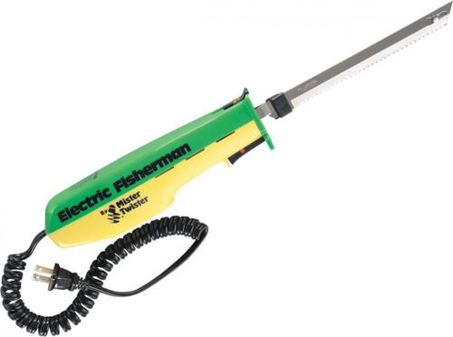Mr. Twister Electric Fisherman Fillet Knife #MT-1201