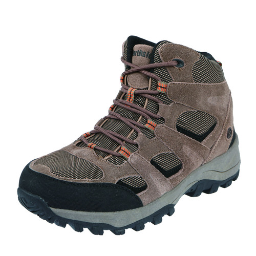 Northside Monroe Men's Mid Hiking Boot  BRN 8 #314858M200-8