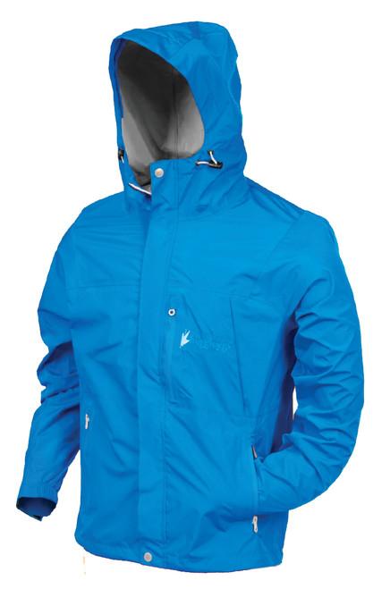 Frogg Toggs Women's Java Toadz 2.5 Jacket BLUE L #JT62530-32LG