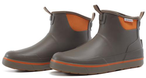 Grundens Deck-Boss Ankle Boot  BRN 8 #60008-4207-8