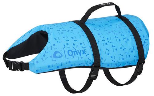 Onyx Nylon Pet Vest  BLU S #157000-500-020