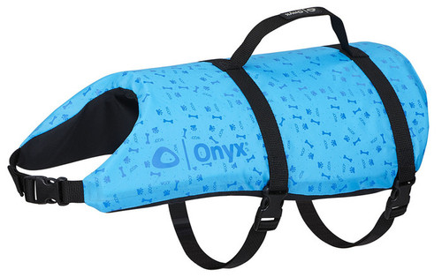 Onyx Nylon Pet Vest  BLU L #157000-500-040
