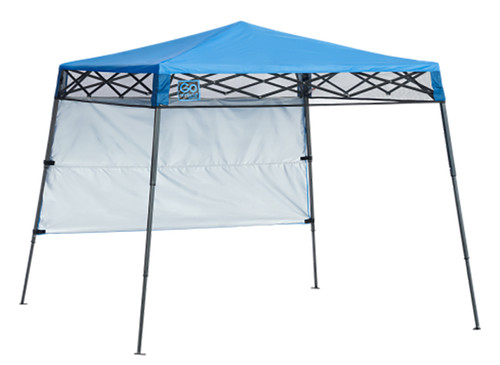 Quik Shade Go Hybrid Slant Leg 7x7 Canopy Tents