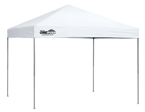 Quik Shade Expedition 1-Push 10x10 Straight Leg Canopy Tents