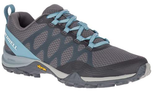 Merrell Women's Siren 3 Ventilator Hiking Shoe  BLU SMK  9.5 #J52910-9.5