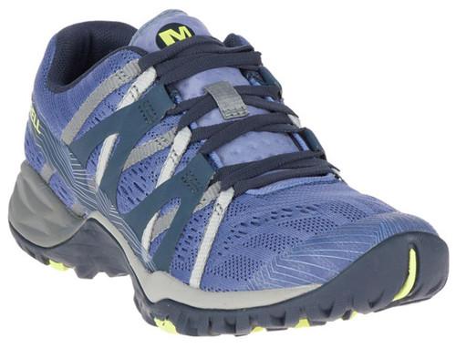 Merrell Women's Siren Hex Q2 E-Mesh Hiking Shoe  MESH VELV  9.5 #J49232-9.5