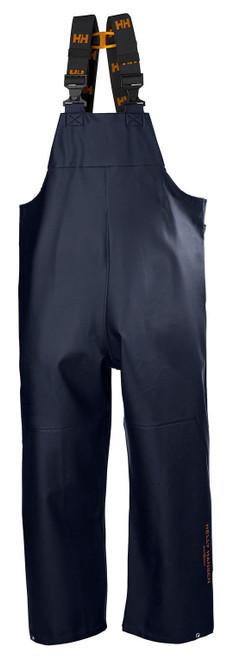 Helly Hansen Gale Rain Bib  NVY XL #70582-590-XL