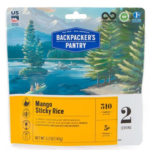 Backpacker's Pantry Mango Sticky Rice #102660