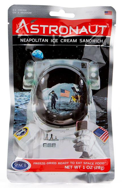 Backpacker's Pantry Astronaut Neapolitan Ice Cream Sandwich #102204
