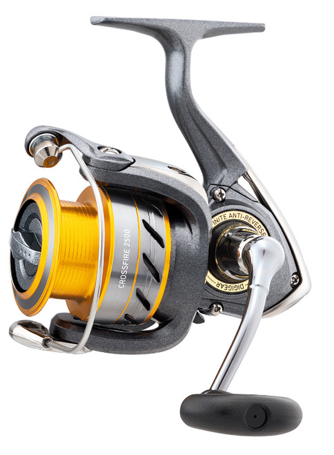 Daiwa Crossfire Clam Packed Spinning Reels