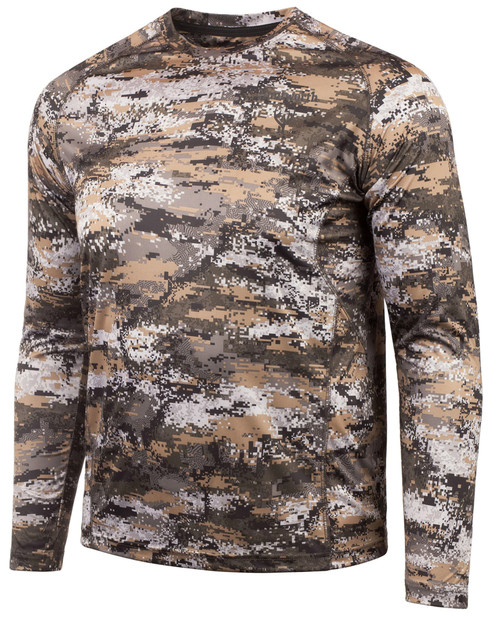 Huntworth Men's Disruption Long Sleeve Shirt