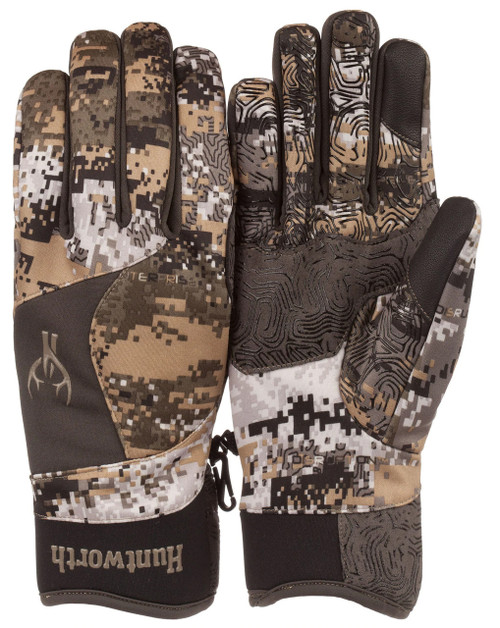 Huntworth Men's Stealth Disruption Mid-Weight Hunting Gloves  XL #1207-30DC-XL