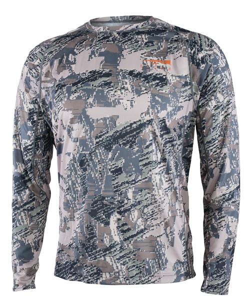 Sitka Core Men's Lightweight Crew Long-Sleeve Shirt  10064-OB- 2XL #10064-OB--2XL