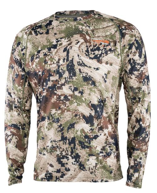 Sitka Core Men's Lightweight Crew Long-Sleeve Shirt  10064-SA-XL #10064-SA-XL