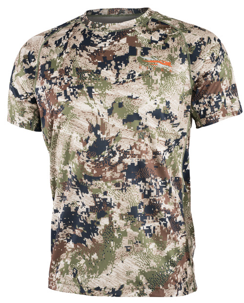 Sitka Core Men's Lightweight Crew Short-Sleeve Shirt
