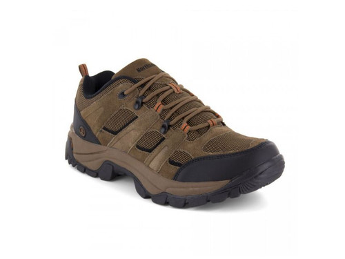 Northside Monroe Men's Low Rise Hiker Shoes BRN 10.5 #314991M200-10.5