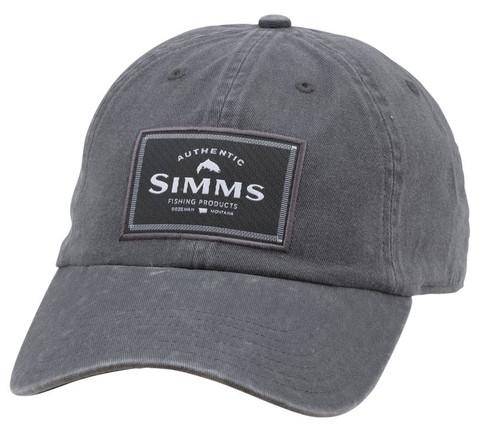 Simms Single Haul Cap  SLATE OS #12221-096-00