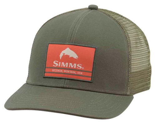 Simms Patch Trucker Cap-1