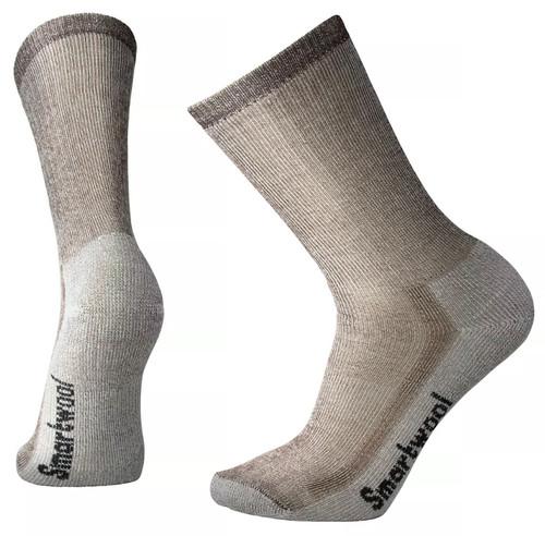 Smartwool Men's Medium Crew Hiking Socks  XL BRN #SWOSW130-242XL