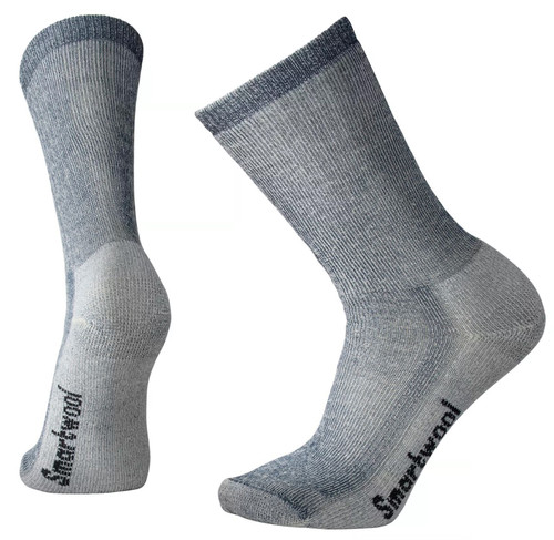 Smartwool Men's Medium Crew Hiking Socks  M NVY #SWOSW130-410M
