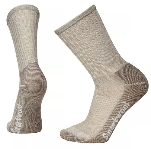 Smartwool Men's Light Crew Hiking Socks  XL TAUP #SW129-236XL