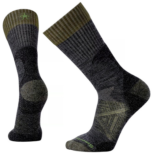 Smartwool Men's PhD Light Crew Hunting Socks