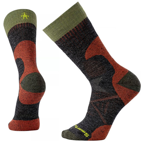 Smartwool Men's PhD Medium Crew Hunting Socks