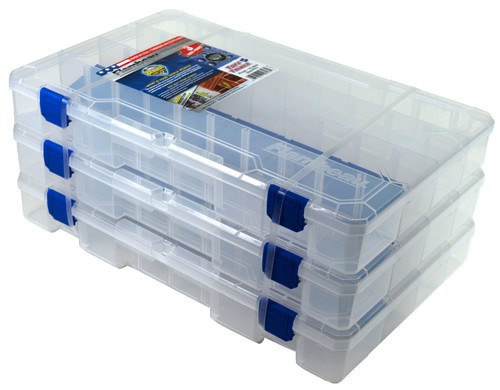 Flambeau Tuff 'Tainer 3-Pack Ultility Boxes #5007PK3