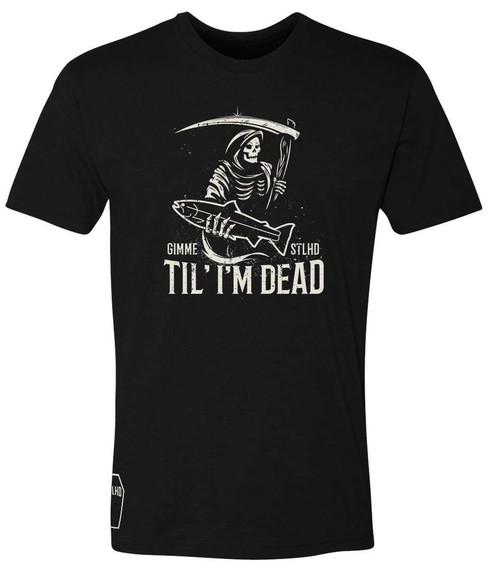 STLHD Gimme STLHD Short-Sleeve T-Shirt  BLK L #STLHD-0515-LG