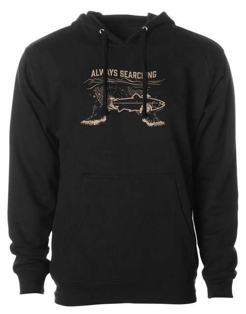 STLHD Always Searching Standard Hooded Sweatshirt