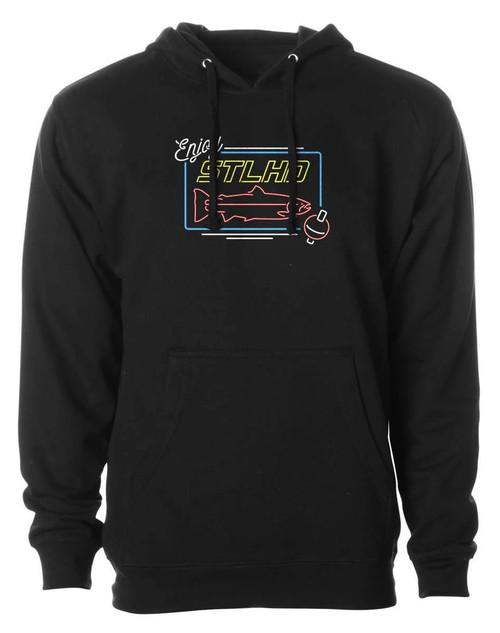 STLHD Neon Standard Hooded Sweatshirt