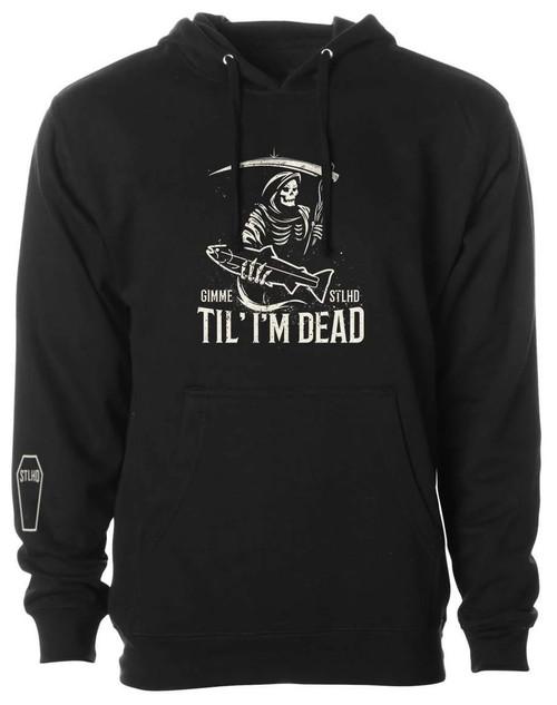 STLHD Gimme STHLD Standard Hooded Sweatshirt  2X #STLHD-S-0518-2X